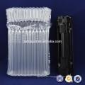 PE/PA transparente Kunststoff Luft Spalten Blase Sackverpackungen für Kissen Schutzverpackung Tonerkassette