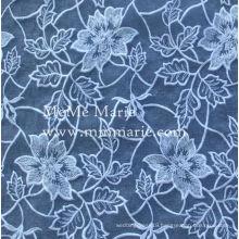 Organza Embroidery Lace White Bridal Wedding Lace 52'' No.CA424