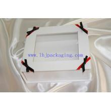 Caixa de embalagem de exibição de luxo dobrável