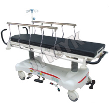 Luxurious Hydraulic Rise-and-Fall Stretcher Cart