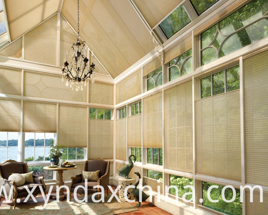 cordless honeycomb blinds