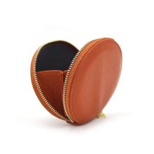Hochwertige Luxus Custom Leder Leder Reißverschluss Geldbörse