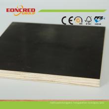 18mm Poplar/Hardwood Black/Brown Film Faced Plywood