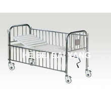 Single Function Bed for Child with ISO9001, ISO13485, CE (A-148)