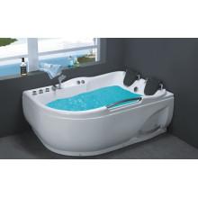 Beliebte Naturstein-Whirlpool-Badewanne mit konkurrenzfähigem Preis