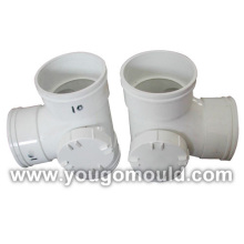 T With Side Port Mould