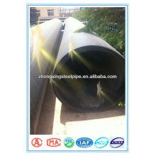 Tubulação do PE tipos de venda quente de materiais de canalização