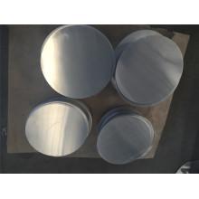 Disque rond en aluminium moulé sous pression 1050/1060 pour ustensiles de cuisine