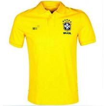 2013-14 nueva Copa del mundo de estilo Brasil camisa polo t-shirt