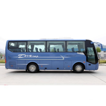 Autobus diesel à conduite à droite / à gauche de 35 places économique