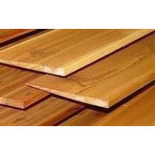 Exterior Wall Siding Panel, Red Cedar Weather Board