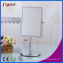 Fyeer Rectangle Vanity Mirror Desktop Free Standing Makeup Table Mirror