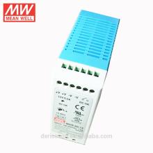 MEAN WELL 60W 12V Single Output Industrial Din Rail Mini tamaño fuente de alimentación conmutada UL y CUL y TUV y CB y CE MDR-60-12