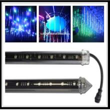 DC15V Disco dmx led tubo 3D