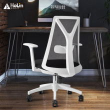 Mid Back Lumbar Support Mesh Desk Chair