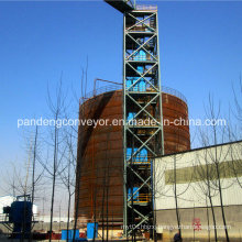Chemical Engineering Bucket Elevator Conveyor