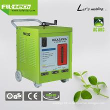 Профессиональный сварочный трансформатор переменного тока (AC-220-1 / 250-2 / 320-2 / 420-2 / 520-2 / 630-2)