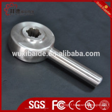 2015 High Quality Custom precision cnc machining/Big machining and welding steel part