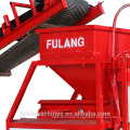 2015 new type FL2-10 auto clay brick block moulding machine