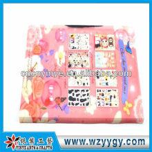 2013 фантазии пластиковые печати oem лодка таблички с крышкой для детей
