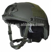 Casco a prueba de balas Tcatical militar de Aramid de China / casco balístico del nivel 4