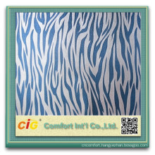Cheap price printed pvc table cloth foam pvc table cloth