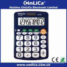 DS-930T calculatrice électronique à 12 chiffres avec éclairage LED