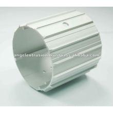 Perfil de aluminio para caja de motor