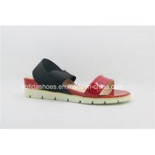 Novas sandálias sexy com sapatos femininos com sapatos femininos