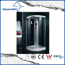Complete Massage Tempered Glass Computerized Shower Room (AS-T14)
