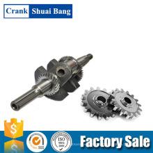 Le vilebrequin bon marché adapté aux besoins du client fait sur commande d'Oem de moteur adapté aux besoins du client par essence de Shuaibang