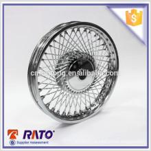 Roda de moto de freio de tambor profissional altamente recomendada na China para 70cc