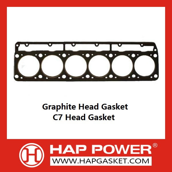 HAP-CAT-012-Graphite Head Gasket C7 Head Gasket C7-325D