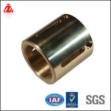 Фабрично изготовленные на заказ детали высокого качества CNC подвергая механической обработке / cnc поворачивая