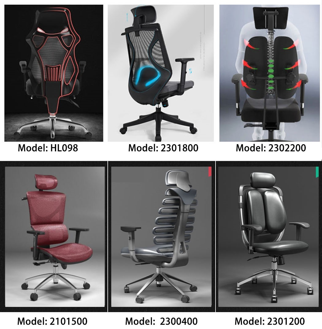 More Choice of Ergonomic Office Chair