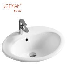 Évier de lavabo en céramique