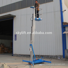 aluminum mast 4m working platform