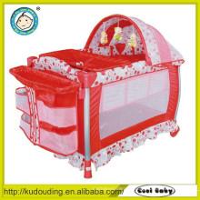 Großhandel Porzellan Handel Tor Metall Material Baby Laufstall