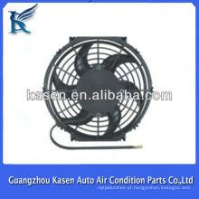 Ventilador de refrigeração do automóvel 12 / 24v ventilador de radiador auto 10inch