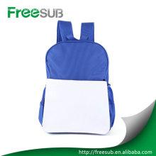 Bolso de escuela Freesub sublimación por mayor de marca