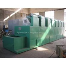 secador de serrín de madera / secador de correa de malla