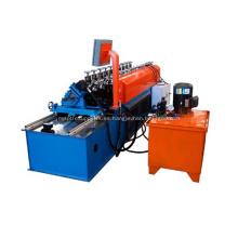 Metal Track Main Channel Roll que forma la máquina