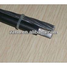 Aluminiumleiter LXS xlpe Antenne verdrilltes Kabel