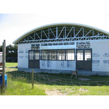 Light Gauge Steel Frame Long Span Warehouse