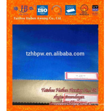 ПВХ покрытие Стекловолокнистая платиновая ткань для брезентовых покрытий и покрытий