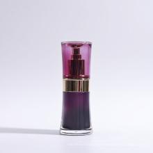 15mll Waist Shape Plastic Arylic Lotion Bottles (EF-L19015)