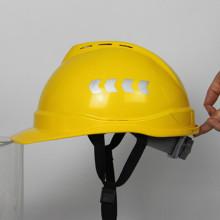 ABS industrial segurança trabalhando capacete com Ce aprovado