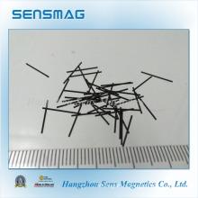 Micro Размер Постоянный AlNiCo NdFeB SmCo магнит для микромотора, громкоговоритель D0.5X13