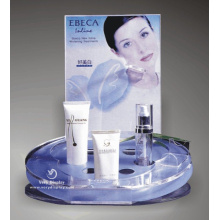 Expositor de balcão Expositor de acrílico personalizado Expositor de cosméticos