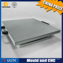 China Low Price CNC Machining For Compressed Air Chuck Part and Wire Processing component